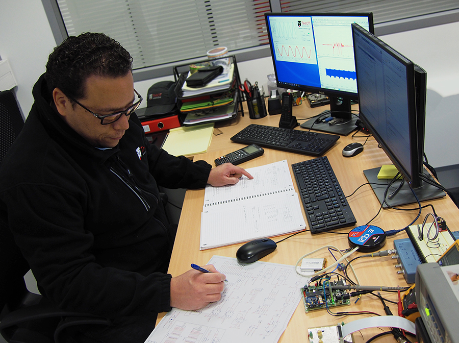 Thiot Ingenierie develops measurement & acquisition systems for test equipment